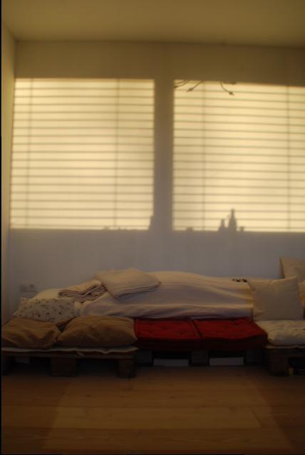 ein bett klockerei blog. Black Bedroom Furniture Sets. Home Design Ideas